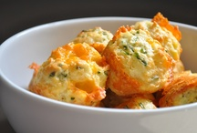Breads and Muffins - Savory