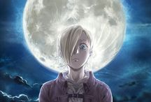 """Annie Leonhardt(Snk) / """"If someone told you to die, would you do it? I just want the weak, who do get swept along with the flow, to be considered human too."""""""
