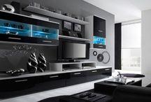JENA styl - Nábytek pro muže / Drsný, stylový a praktický zároveň. Takový je nábytek, který podtrhne váš charakter. Vylaďte si vaše chlapácké bydlení do posledního detailu.  Vybrali jsme nábytek oblíbený u mužů. Inspirujte se.