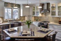 French Creek Home : Kitchen
