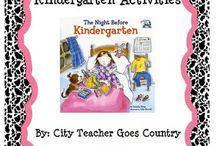 The nght b4 kindergarten