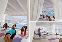 Yoga Shalas