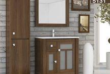Quvi / El ambiente de este baño esta diseñado para ajustarse al espacio conjugando lo clásico y lo moderno. La elegancia y la funcionalidad se expresan a través de este diseño innovador, que busca un un estilo de vida totalmente personal.