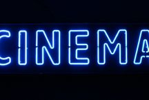 cinema / his website is to promote community based cinema projects.  http://villagehallcinemas.co.uk/