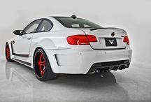 BMW M3 (E92) GTRS3