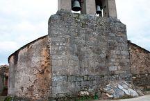 Iglesia de Santiago Apóstol en Mellanes / Románico de Zamora