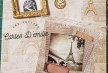 Les petites cartes d'Emilie