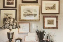How-To: Art at Home / This board is dedicated to traditional, and creative ways of displaying art at home.