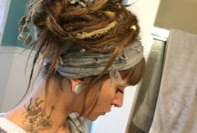DREAD hairstyle