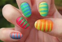 Nails and Hairstyles / Nails and Hairstyles