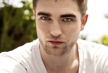 Robert Pattinson / by Madison Heil