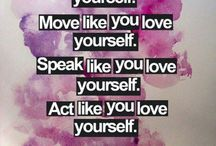 Quotes - Love Yourself