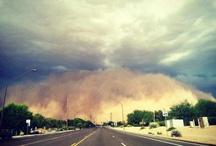 Last Chance, TX / Post-Apocalyptic Idea Board
