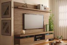 Tv wall designs