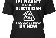 Electrician Humour