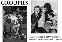 1980's Groupies
