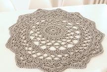 Doilies / Great and interesting crocheted doilies