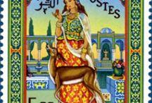 Algerie Stamps