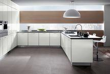Cucine Crystal - Design by Vuesse / Fascino splendente per ogni ora del giorno