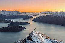 NZ Mountains