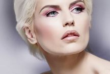 Beauty shoot with Samantha / Photographed for Alistair Cowin's Beauty Books and the model's Portfolio