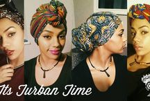head wrap /turban