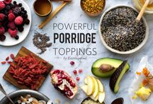 Porridges & Pancakes / Healthy warming breakfasts you can eat any time of day.