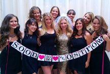 Bridal Shower & Bachelorette Party Ideas / by Danielle Marie
