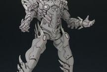 Garo/Kamen Rider
