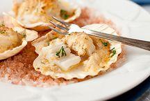 Seafood / by Susan Bergeron