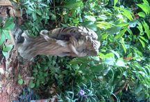 Statues at HHI / Featuring statues throughout our beautiful institute. / by Hippocrates Health Institute