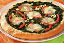 pizza / různé druhy pizzy