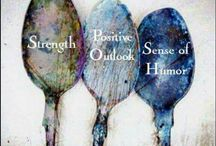 Spoon Theory / For the spoonies and spoonie supporters out there, or for those who would like more knowledge and understanding of what others are going through.