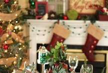 Christmas Decorations / by Rose Schneider-Hills