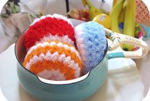 Crochet/ Knitting Projects / by Cindy Newby