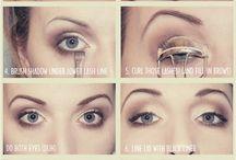 Makeup & Nails / by amber haworth