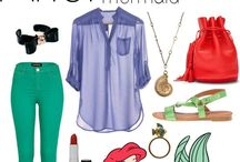 Inspired Outfits / by Elizabeth Kelso