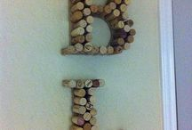 wine corks / by JenMarie EmbellishingLife