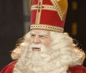 Feestje - Sinterklaas en Zwarte Piet