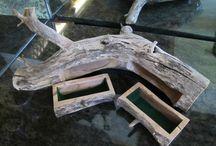 scrigno di legno