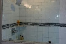 Shower Doors & Enclosures / A collection of framed and frame less glass shower door showcase by Michael's Glass Company.