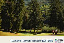 Comano Cattoni Holiday_NATURE / Gli scorci più emozionanti della #natura nella #ComanoValleSalus - #pontearche #comanoterme #trentino