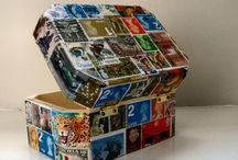 Decoupage / by Amy Mosier Kennerk