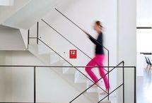 escalier CDG