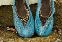 Vilt schoeisel