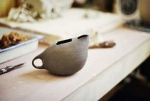 Pottery, Clay and Ceramics / by Sherry Cooler