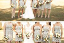 Bridesmaids / by Kathryn Jones