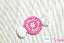 DIY Povyazuli (crochet)