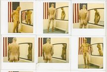 "Attila Richard Lukacs: ""Polaroids"" / Photography, polaroids, archive / by Ángel García Fernández"