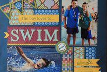 Swimming layouts